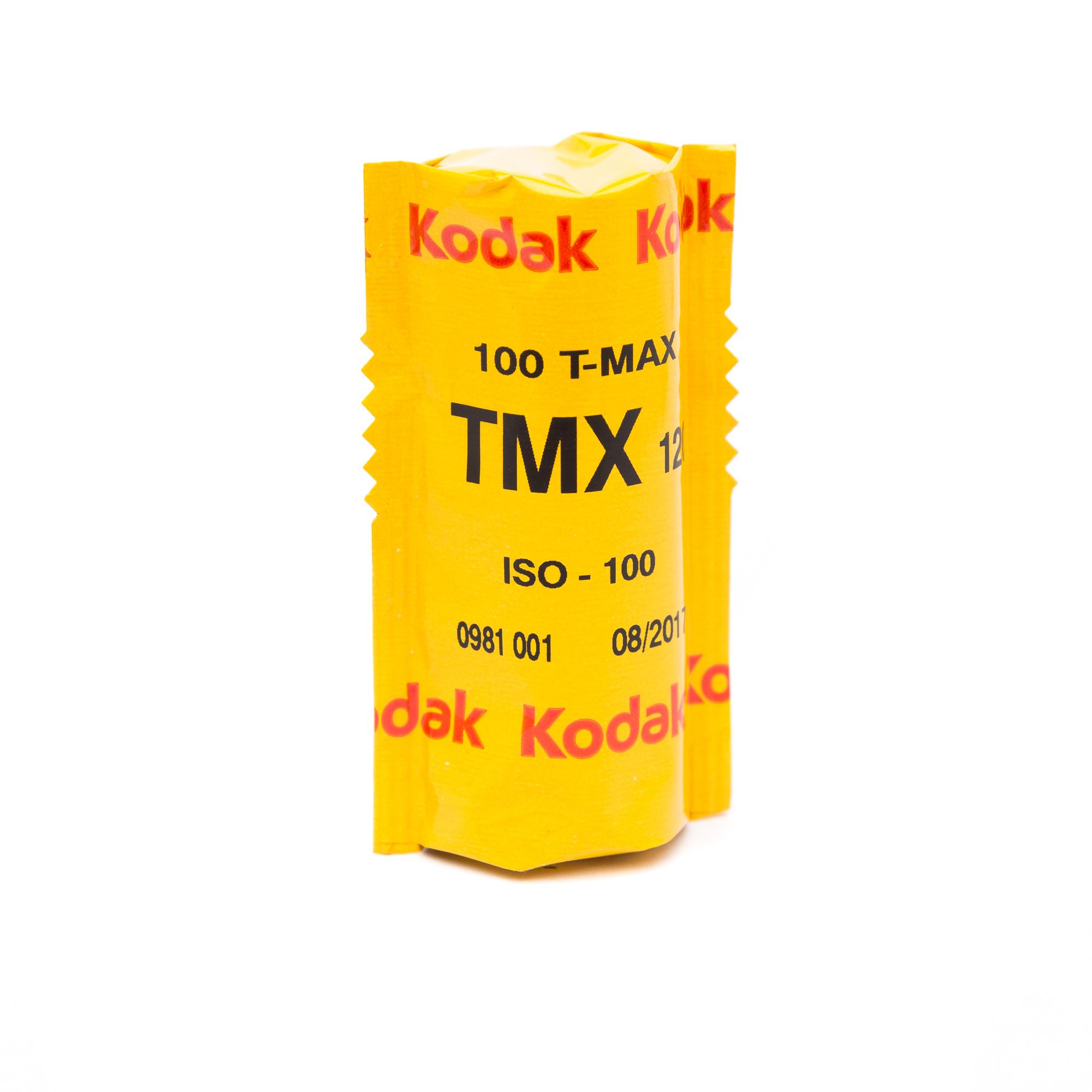 Фотопленка Kodak T-MAX 100/120