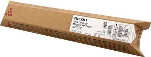 Картридж Ricoh MPC400E пурпурный для Ricoh Aficio MPC300/C300SR/C400/C400SR/MPC401SP/SRSP/ZSP/ZSRSP. Ресурс 10000стр (842040 / 842237)