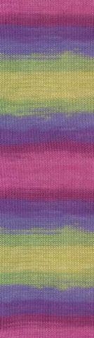 Alize Diva batik цвет 3241, пряжа, фото