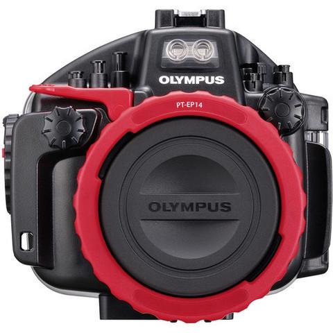 Подводный бокс Olympus PT-EP14 для Olympus E‑M1 Mark II