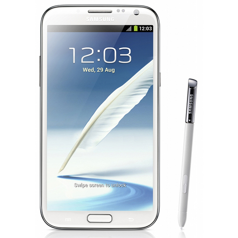 Samsung Galaxy Note 2 N7100 Ceramic White