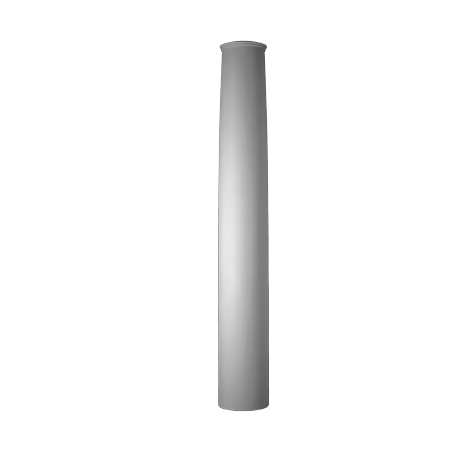 Ствол (колонна) Европласт из полиуретана 4.12.101, интернет магазин Волео