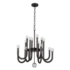 Milano Chandelier By Jonathan Adler, from Robert Abbey