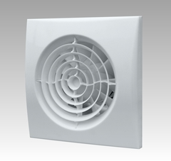 Вентилятор накладной Эра AURA 5C D125 с обратным клапаном