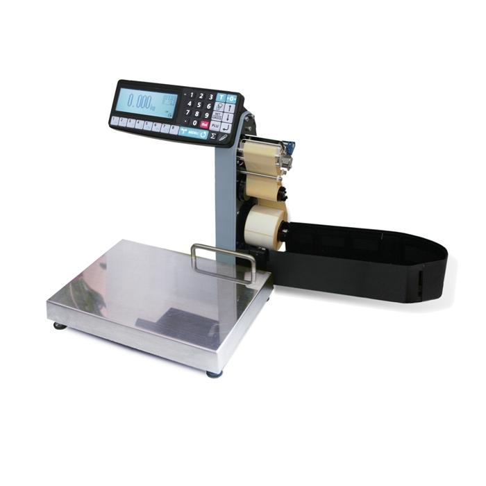 Весы с печатью этикеток Масса-К MK-RL10-1 004