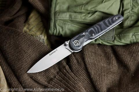 Складной нож Байкер-2 Микарта