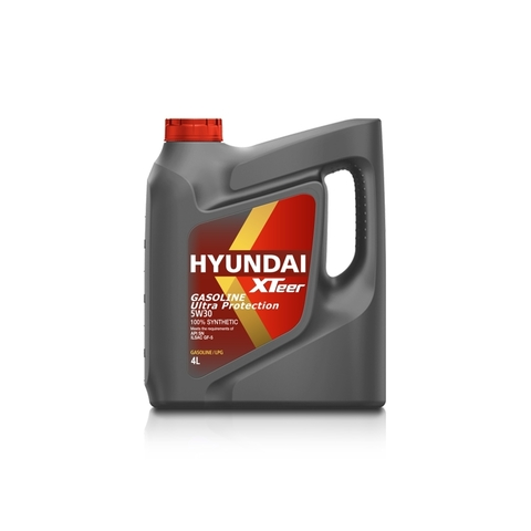 Масло моторное Hyundai XTeer Gasoline Ultra Protection 5W30 4L