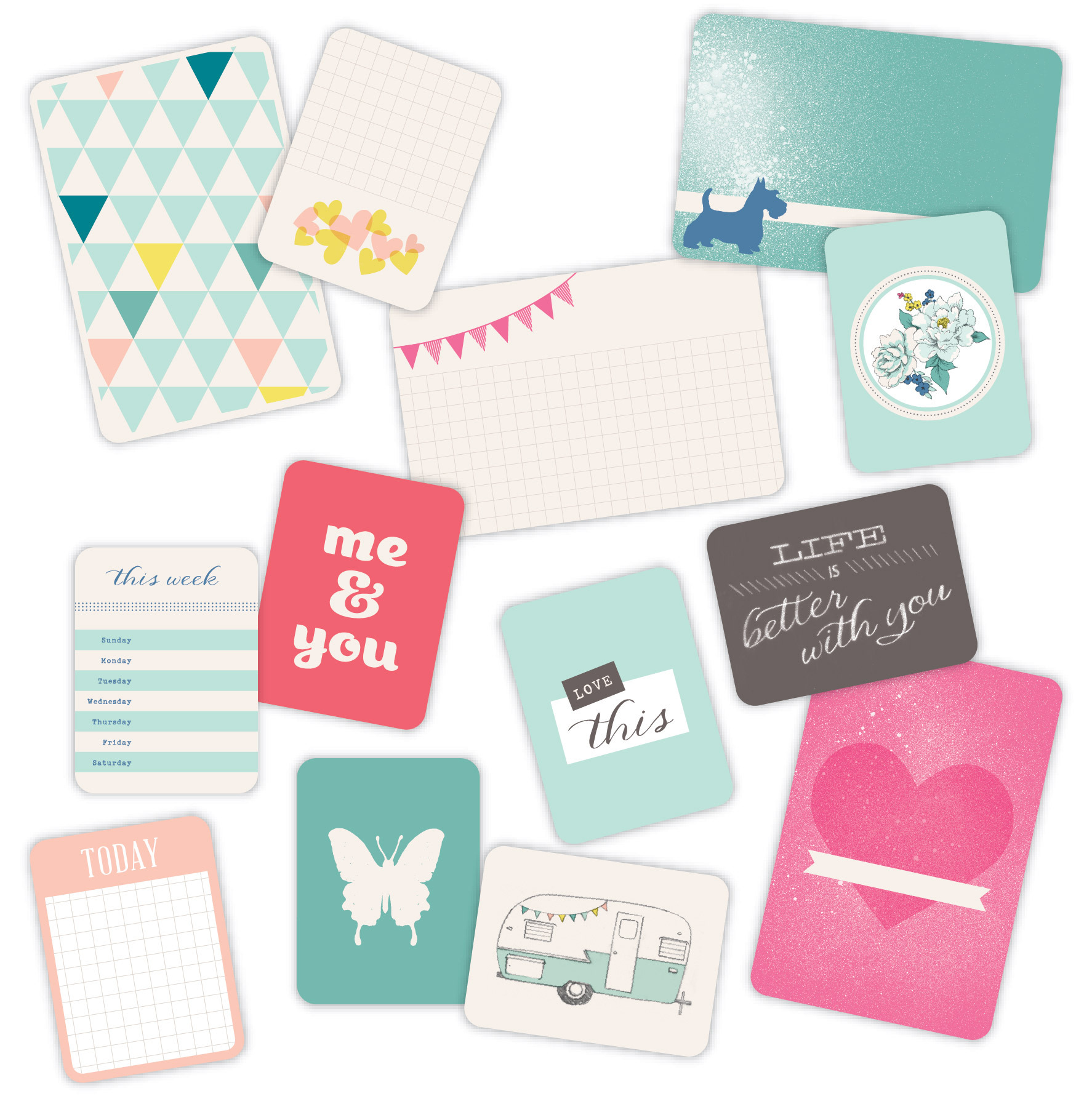 MINI KIT - DEAR LIZZY POLKA DOT PARTY