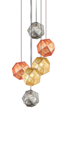 replica Multipoint pendant lamp (6 light)