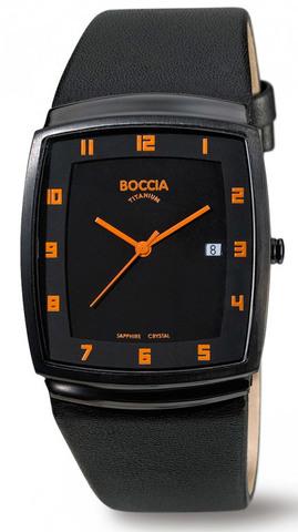 Купить Мужские наручные часы Boccia Titanium 3541-04 по доступной цене