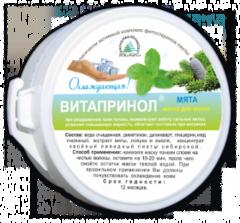 Маска для волос Витапринол Мята, 250 мл. (Абис)