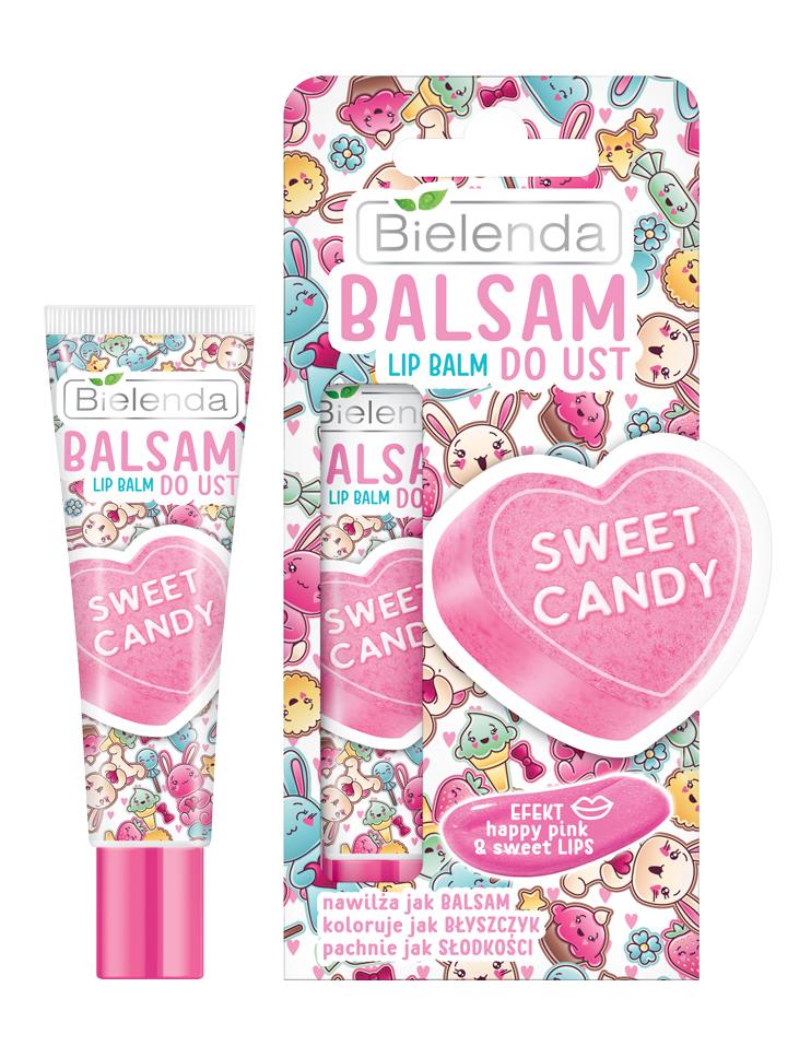 Бальзам для губ SWEET CANDY
