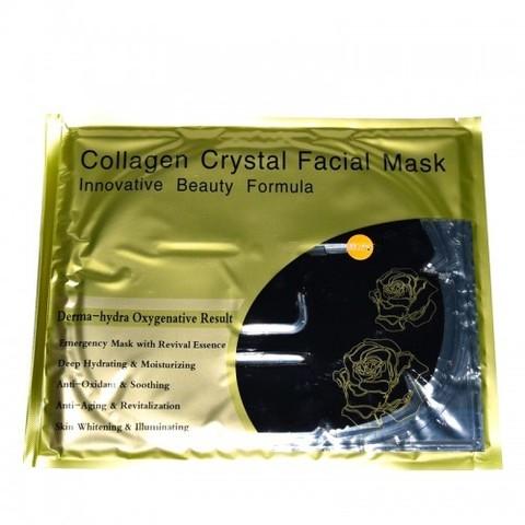 Коллагеновая маска для лица Belov COLLAGEN CRYSTAL Black, 60гр.