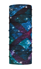 Многофункциональная бандана-трансформер детская Buff Cosmic Nebula Night Blue