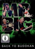 Mr. Big ‎/ Back To Budokan (2DVD)