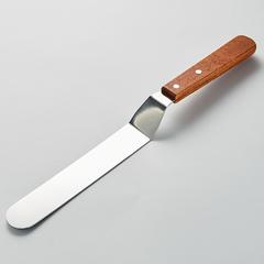 Лопатка кондитерская 32 см металлическая BE-1542