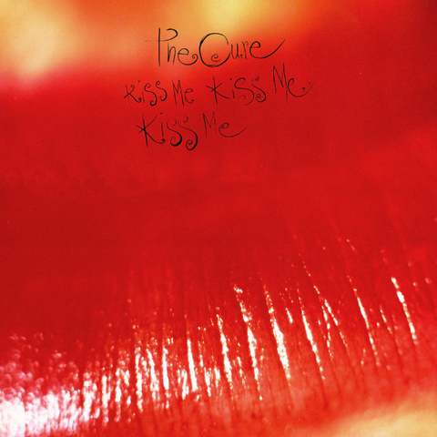 The Cure ‎/ Kiss Me Kiss Me Kiss Me (2LP)