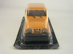 Moskvich-2150 orange 1:43 DeAgostini Auto Legends USSR #97