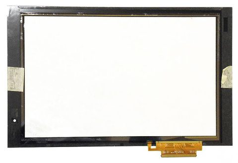 Сенсорное стекло тачскрин (touch screen) для планшета Acer Iconia Tab A500 A501  1280x800, ОРИГИНАЛ.