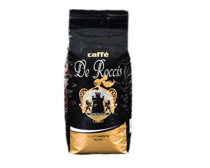Кофе в зернах De Roccis Extra, 1 кг (Де Роччис)