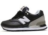 Кроссовки Женские New Balance 574 Black Silver