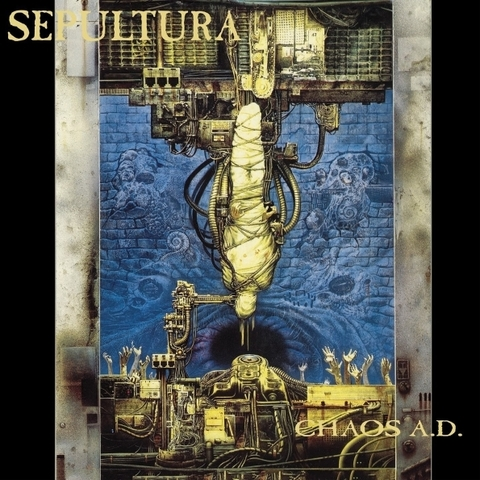Sepultura / Chaos A.D. (Expanded Edition)(2LP)