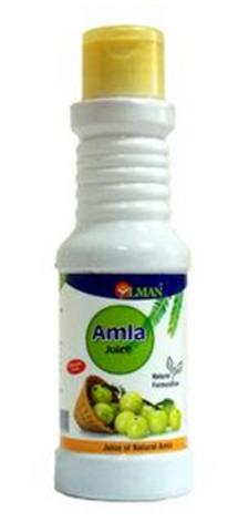 Сок Амла, 100%, 200 мл (Индия)