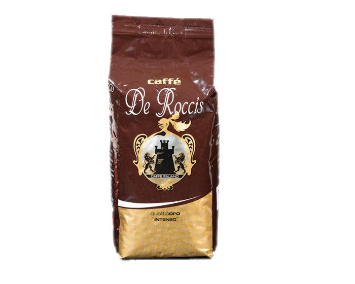 Кофе в зернах De Roccis Oro, 1 кг (Де Роччис)