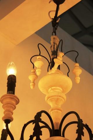 vintage chandelier  01- 98 ( by Funky Vintage )
