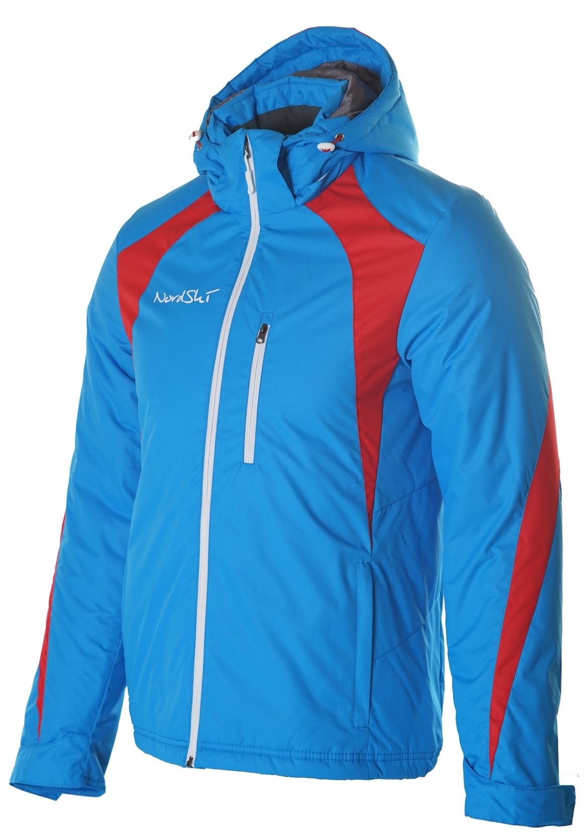 Утепленная прогулочная лыжная куртка Nordski NSV110770 фото