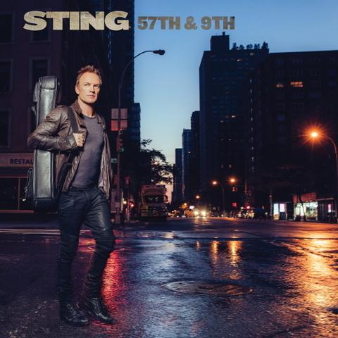Sting / 57th & 9th (CD)