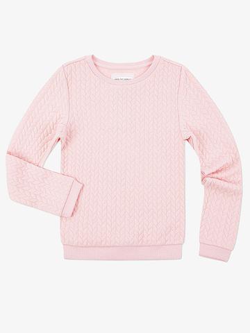 GAC009980 джемпер для девочек, розовый