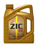 ZIC X9 LS 5W-30 - Синтетическое моторное масло (4л)