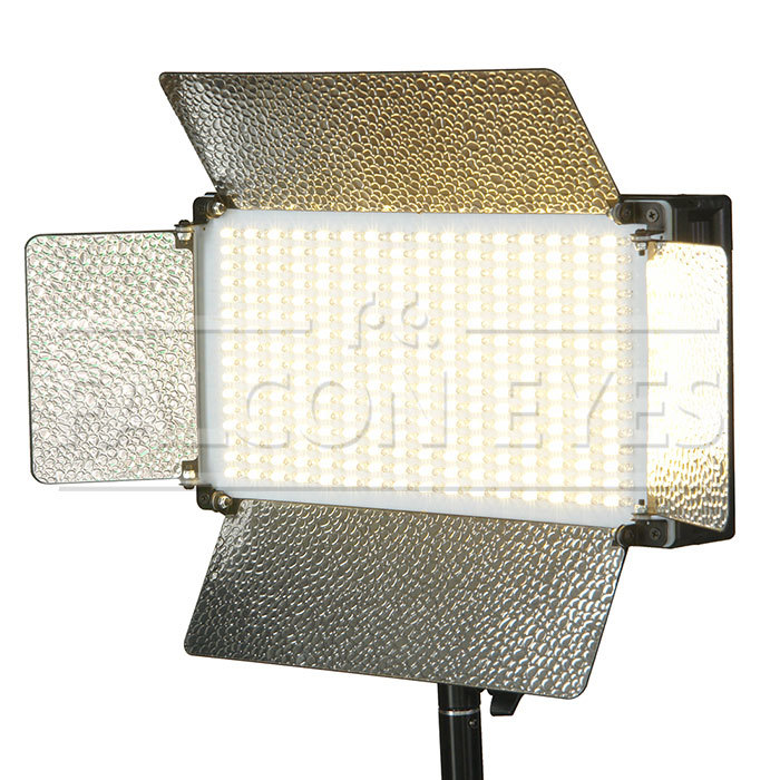 Falcon Eyes LG 500 B/LED V-mount