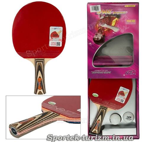 Ракетка для настольного тенниса 729 Friendship 2060 RITC