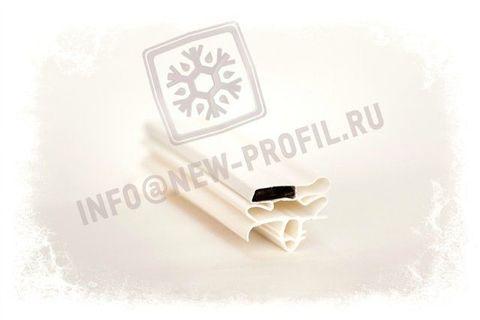 Уплотнитель 117*57 см для холодильника  Electrolux ERB4041 (холодильная камера)профиль 010(аналог)