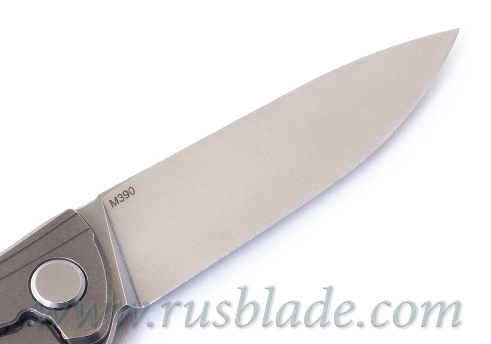 Shirogorov HatiOn Lite M390 Red CF MRBS