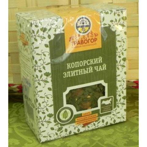 Травогор Копорский элитный чай 60 г