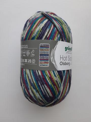 Gruendl Hot Socks Olsborg 6-fach (18)