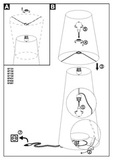 Настольная лампа Eglo  CARPARA 97432 3