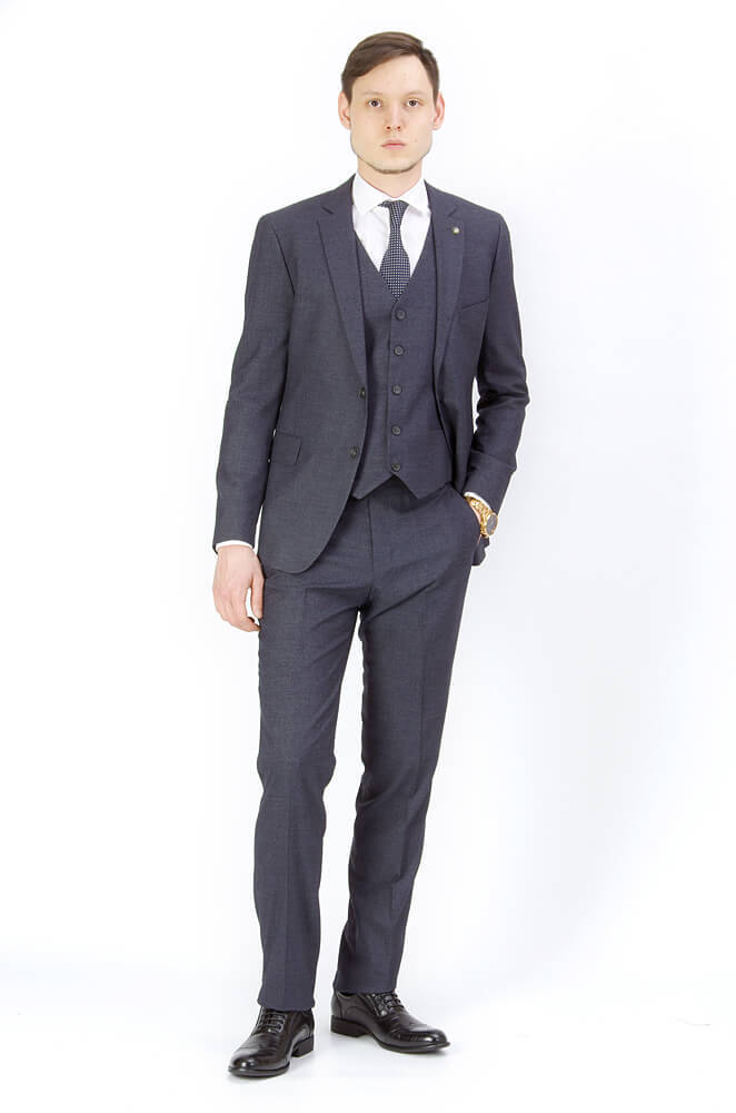 "Костюмы Slim Fit JOHN SAINT / Костюм ""тройка"" slim fit IMGP9291.jpg"