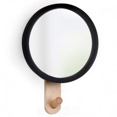 Зеркало с вешалкой Hub 318410-045
