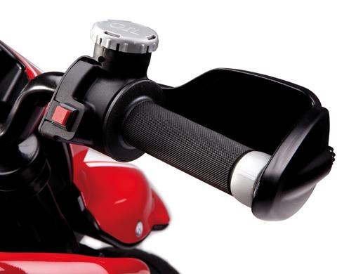 Детский электромотоцикл Peg-Perego Ducati Hypermotard MC0015