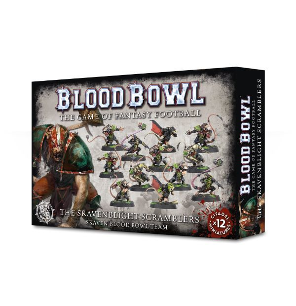 Blood Bowl: Skavenblight Scramblers [предзаказ]