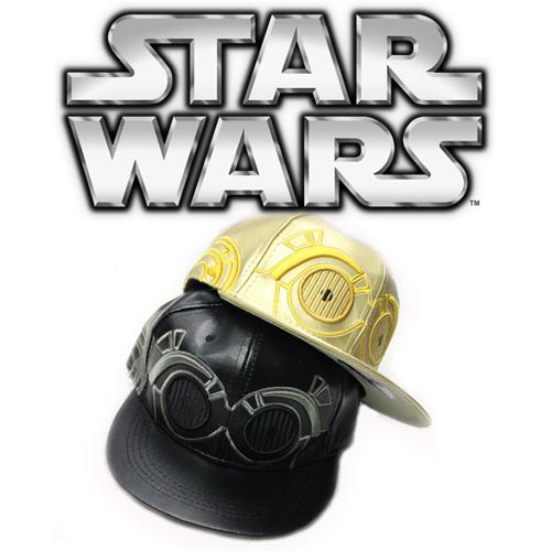 Звездные войны бейсболка робот C-3PO