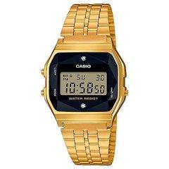 Электронные часы Casio A-159WGED-1D с бриллиантами