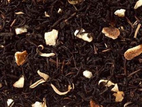 Черный чай Апельсин