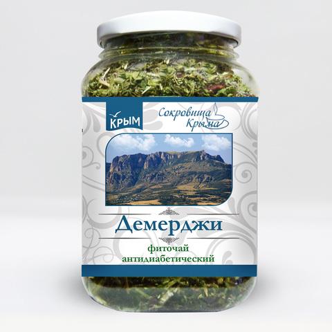 Чай «Демерджи» антидиабетический