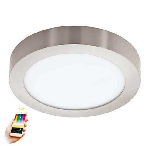 Панель светодиодная ультратонкая накладная системы умный свет EGLO connect Eglo FUEVA-C 96677