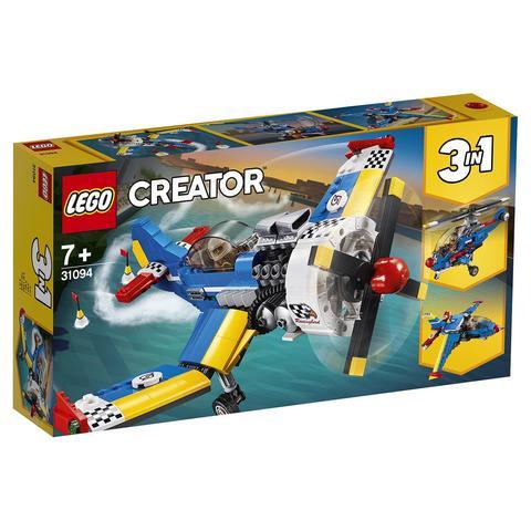 LEGO Creator: Гоночный самолёт 31094 — Race Plane — Лего Креатор Создатель